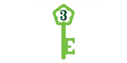 3 Green Key Eco-Rating