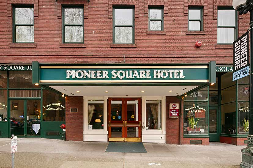 Best Western Plus Pioneer Square Seattle Hotel