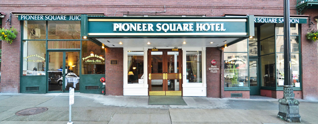 A Charming Hotel In Seattle S Historic Pioneer Square District